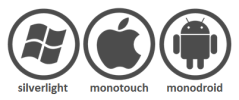tweet search - one code, three mobile platforms (wp7, monodroid, monotouch)